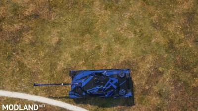 Liberte blue-black carbon skin 1.1.0 [1.1.0], 5 photo